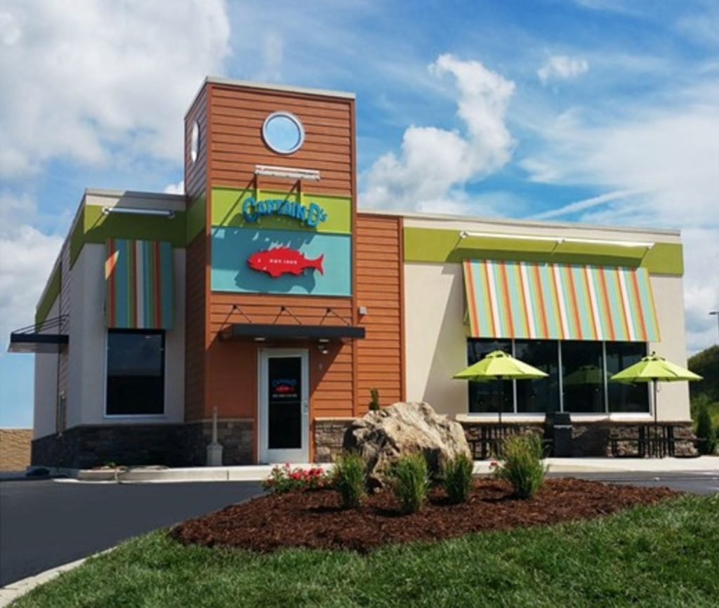 Captain D's Wraps Up Momentous Year of Growth With New Restaurant Opening in Virginia
