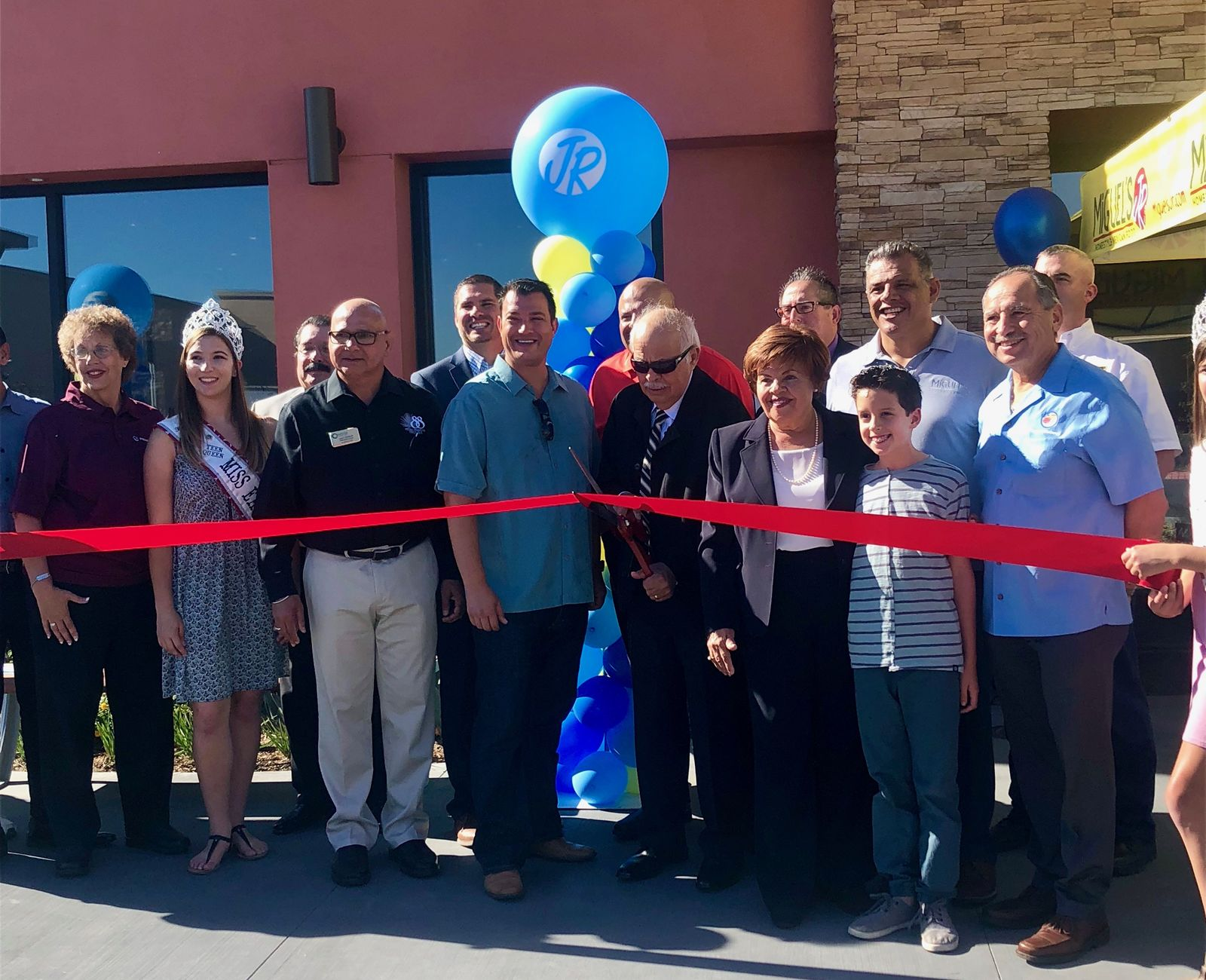 Miguel's Jr. Eastvale Officially Opened November 2