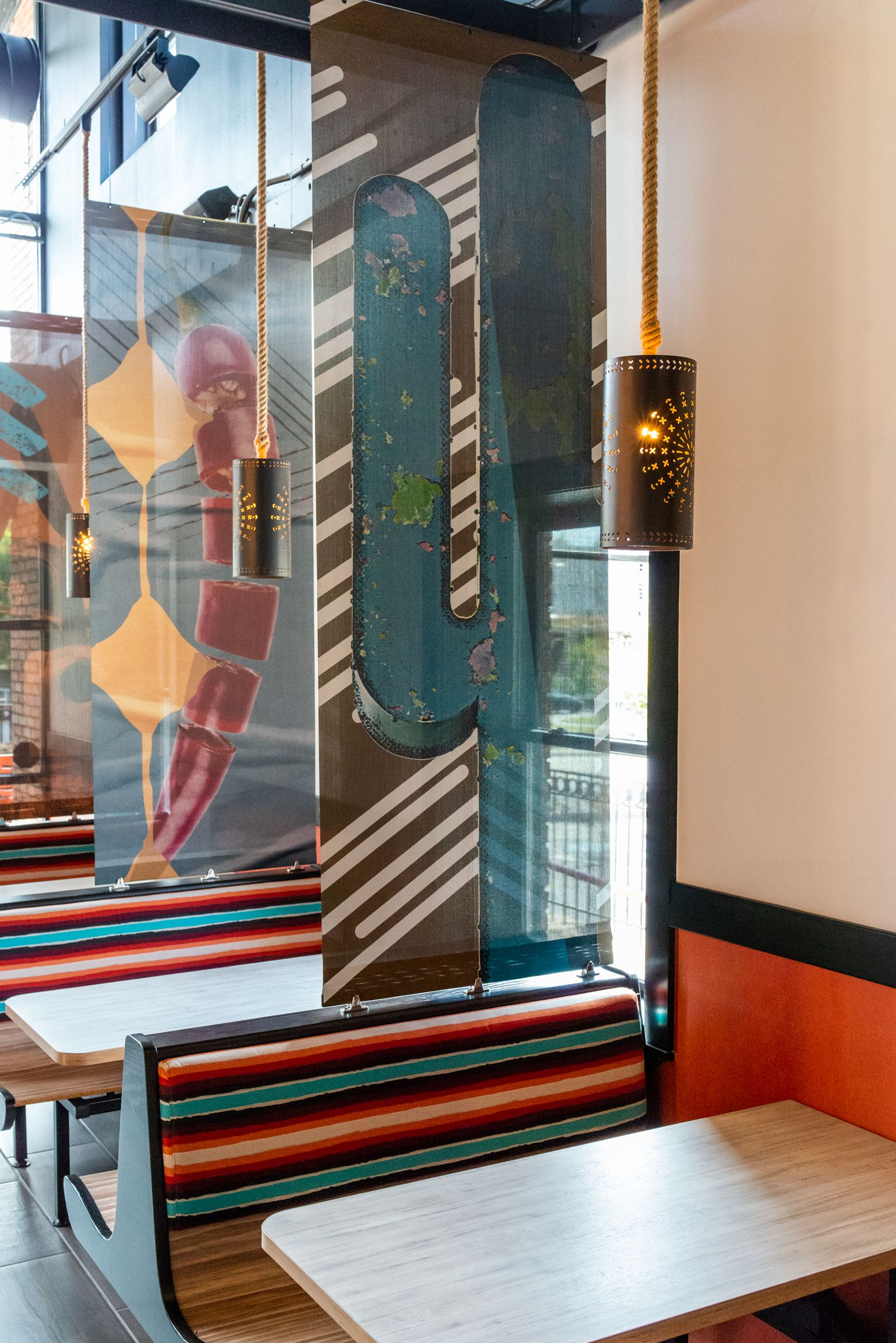 """Moe's Southwest Grill Unveils """"The Oasis,"""" a New Prototype and Test Restaurant in Atlanta, GA"""
