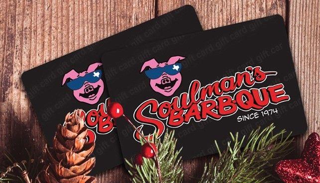 'Tis the Season for Soulman's