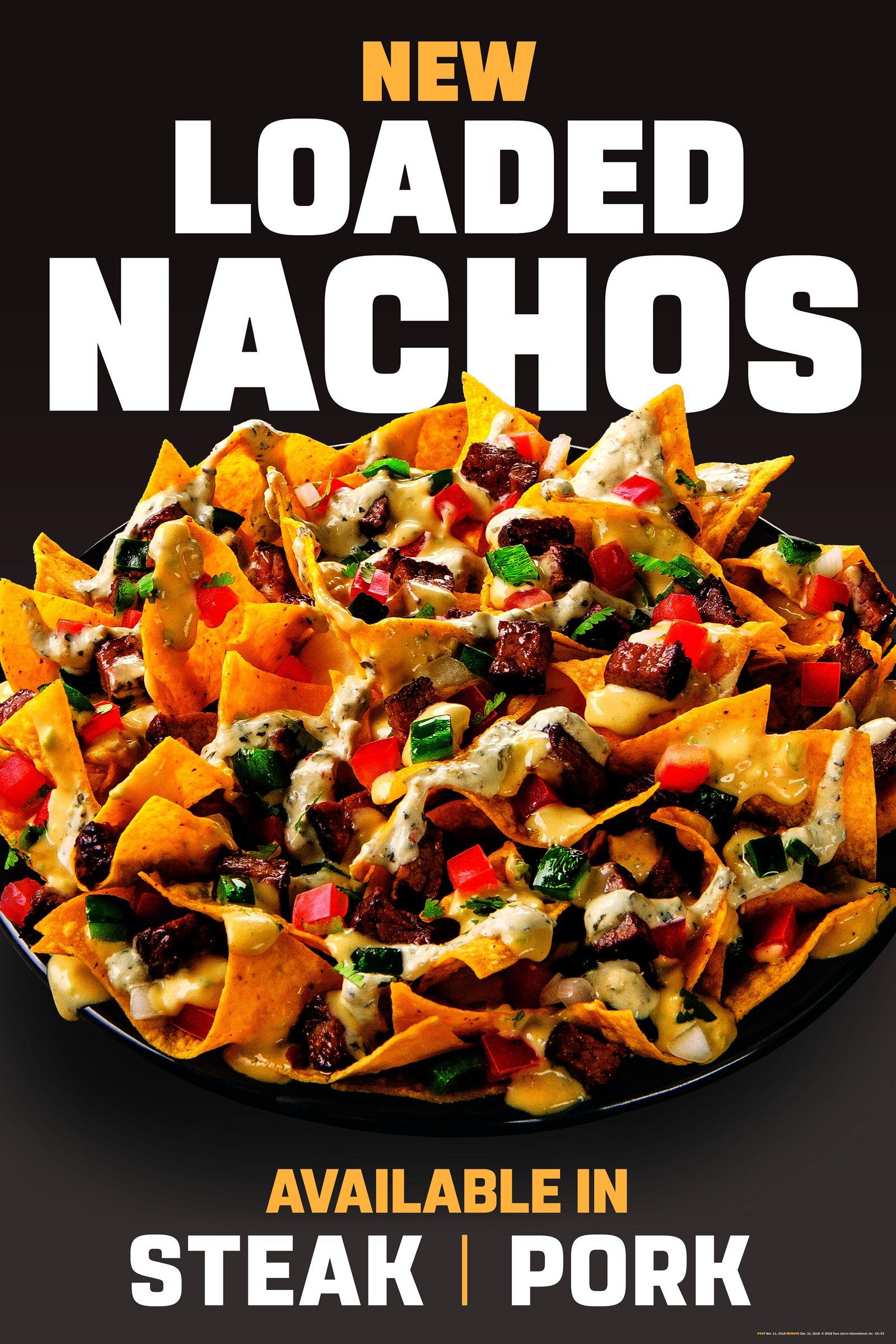 'Tis the Season to be Hungry at Taco John's