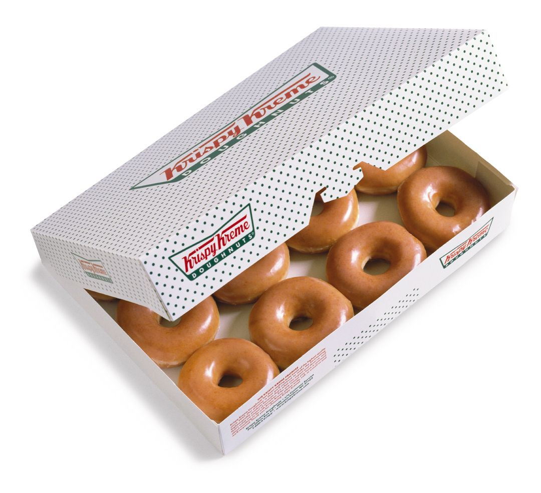 Krispy Kreme Doughnut Fans, the Countdown to the 'Day of the Dozens' is on! $1 Dozens of Original Glazed Doughnuts Are Coming