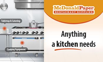 Free Shipping. We offer free shipping on thousands of pieces of restaurant equipment and kitchen supplies. These aren't limited-time deals; they're part of our commitment to provide you the best value on the quality items every commercial kitchen needs.