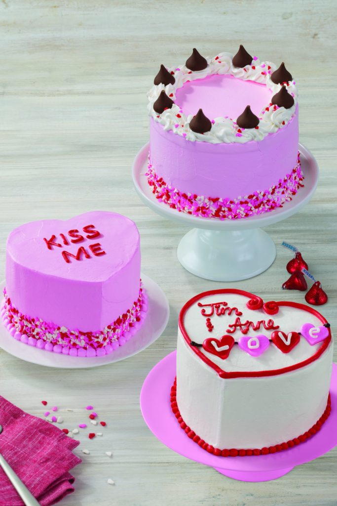 Fall Head Over Heels in Love with Baskin-Robbins Kiss-Inspired February Menu