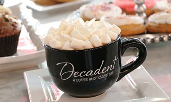 Decadent Coffee and Dessert Bar Opens First Location in Houston, TX!