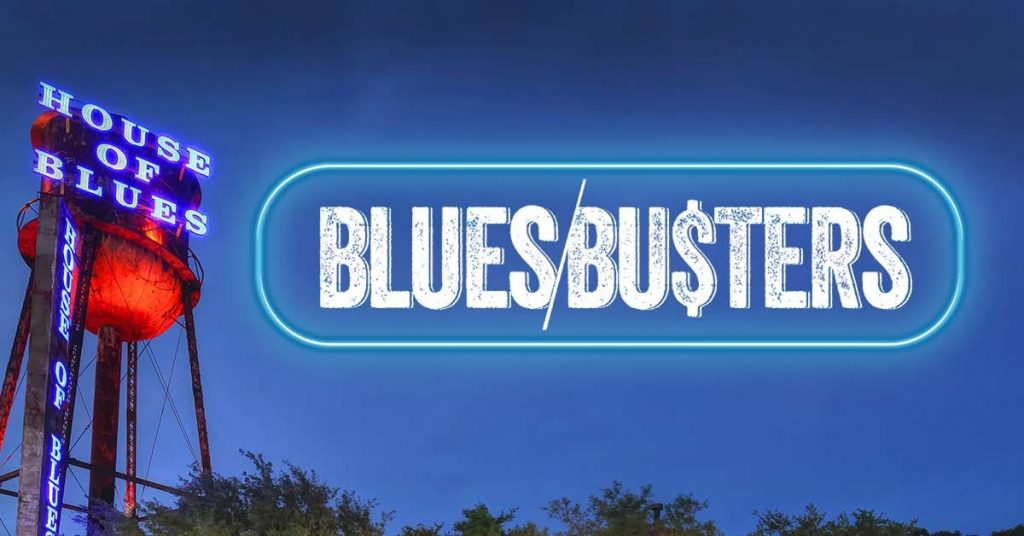 House of Blues Launches BluesBusters Program with Monthly Restaurant & Entertainment Deals
