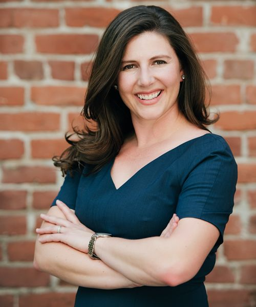 Jennifer Schuler, CEO of Wetzel's Pretzels.
