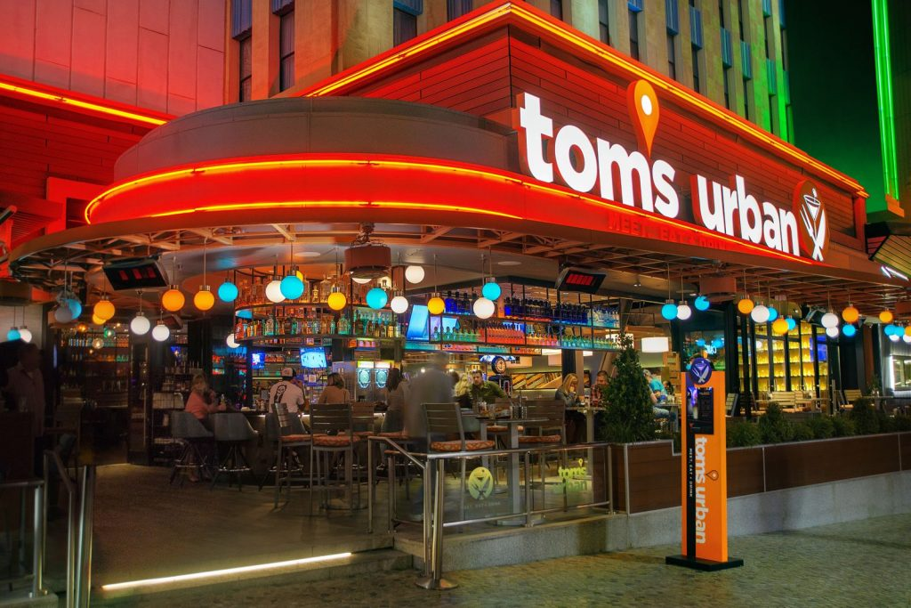 Tom's Urban Strengthens Leadership Team