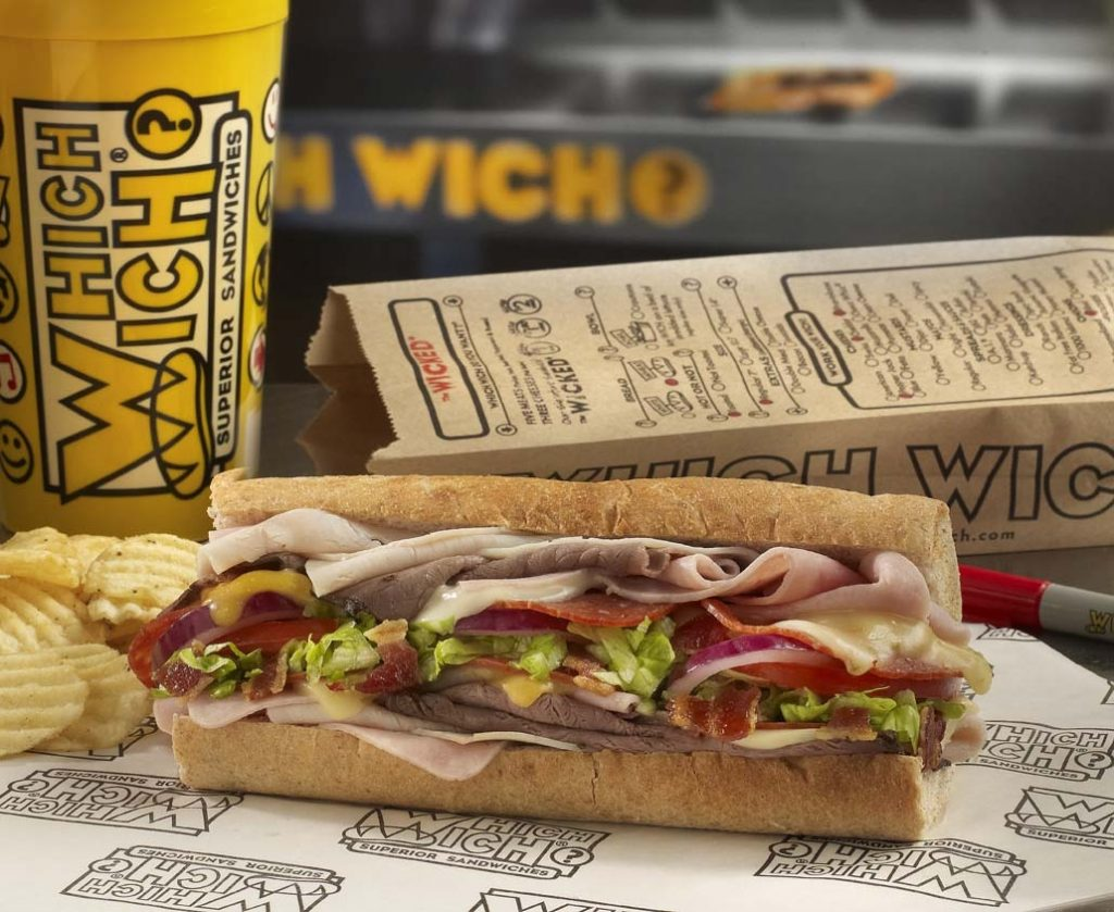 Which Wich Opens First Connecticut Location in New Haven
