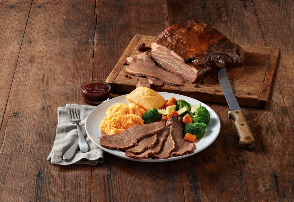 Boston Market Expands Rotisserie Red Meat Offerings With New Rotisserie Brisket