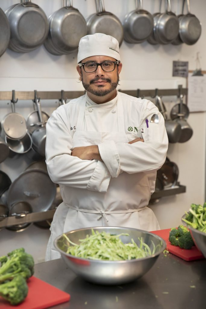 Doctor/Chef Robert Graham, Co–Founder of FRESH Medicine and Meatless Monday Ambassador