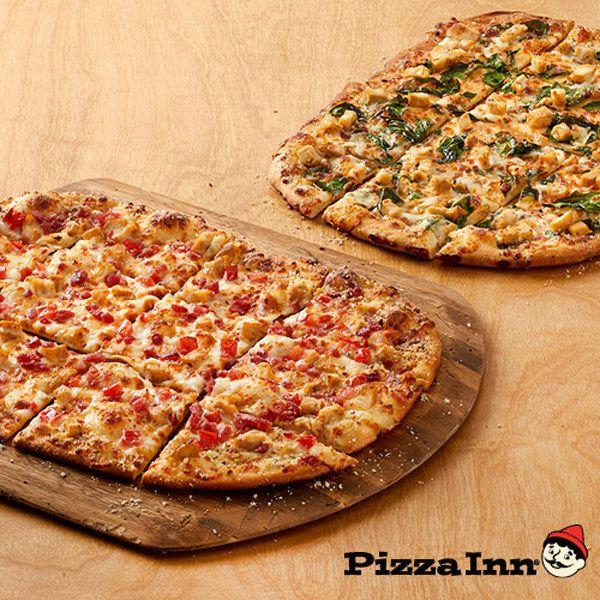 Pizza Inn Adds FLATBREADS to Buffet Lineup