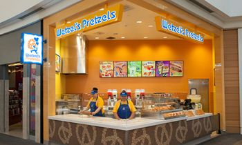 Wetzel's Pretzels Continues East Coast Expansion