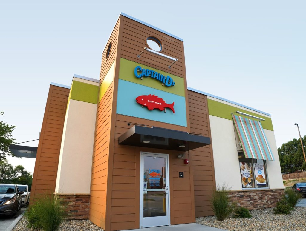 Captain D's Accelerates Florida Growth With Signing of Two New Franchise Development Agreements