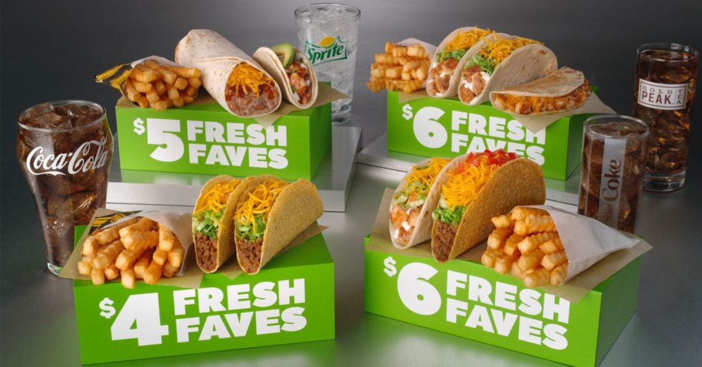 Del Taco Elevates Fast Food Box Quality and Value with Introduction of Fresh Faves Boxes, Starting at Just Four Bucks*