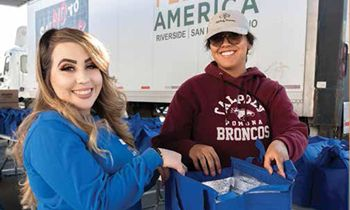 Juice It Up! Joins Feeding America Riverside   San Bernardino in the Fight to End Hunger