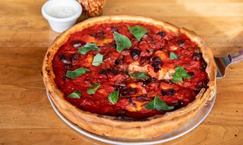 On the Heels of Recent Buyout, Patxi's Pizza Overhauls Menu, Adding Full Lunch Menu, Dessert Pizzas, Revamped Happy Hour & More
