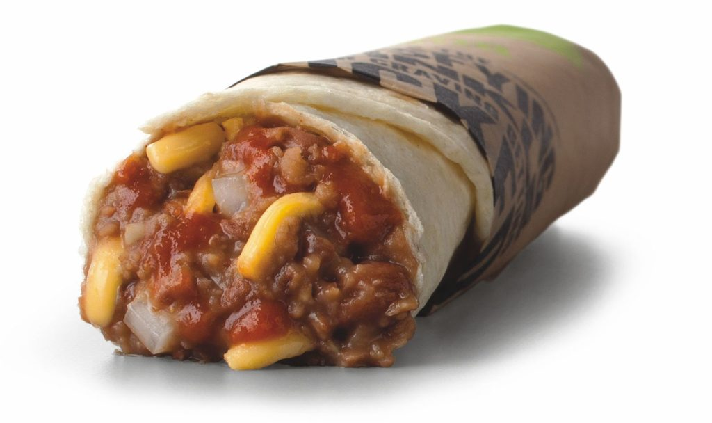 Celebrate National Burrito Day at Taco John's