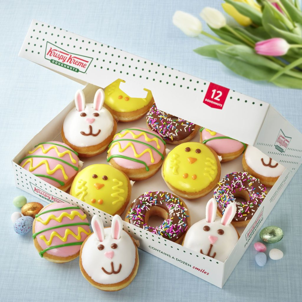 Celebrate Spring… with Doughnuts!