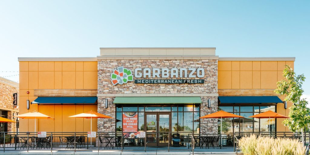 Garbanzo Mediterranean Fresh Executes Agreement to Expand into Indiana, Kentucky and Ohio