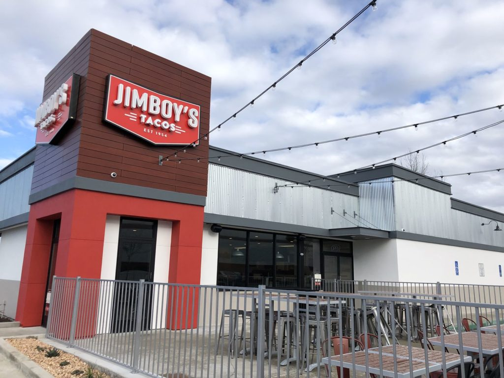 Jimboy's Tacos Celebrates 65th Anniversary By Rebranding Back To Its Roots