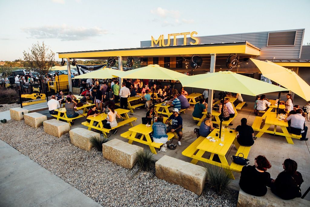 MUTTS Canine Cantina, first ever dog park fast casual, signs its second multi-unit franchise deal in Texas, opening two Dallas-Fort Worth locations.