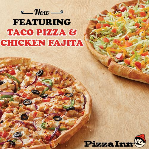 Pizza Inn Adds Two Fiesta Pizzas to Buffet Lineup