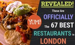 The 67 Best Restaurants in London Have Been Revealed and Profiled By Caterquip