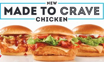 Wendy's Three New Chicken Sandwiches are Seriously Made to Crave