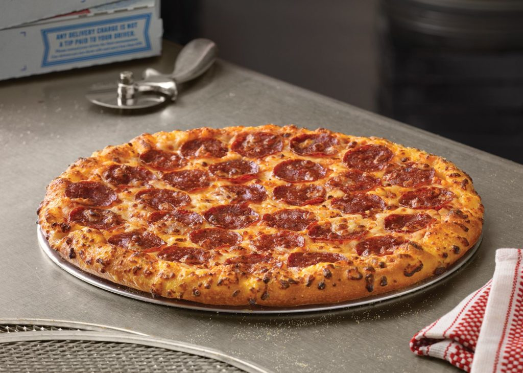 Domino's Weeklong Carryout Special Brings the Work of Family-Owned Farms to Your Table