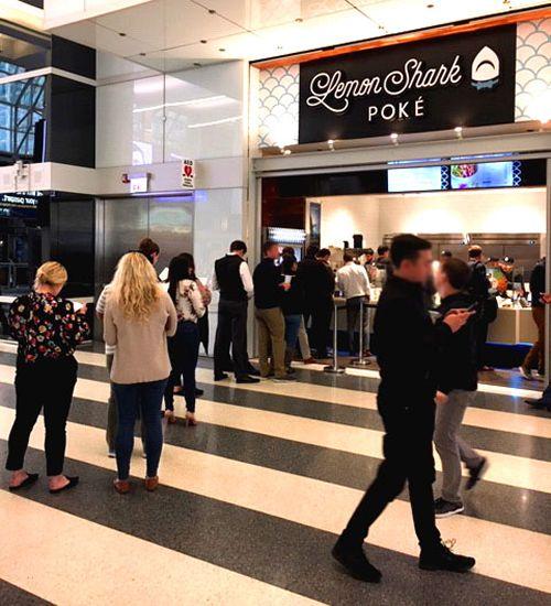 LemonShark Poké Serves Chicago Commuters