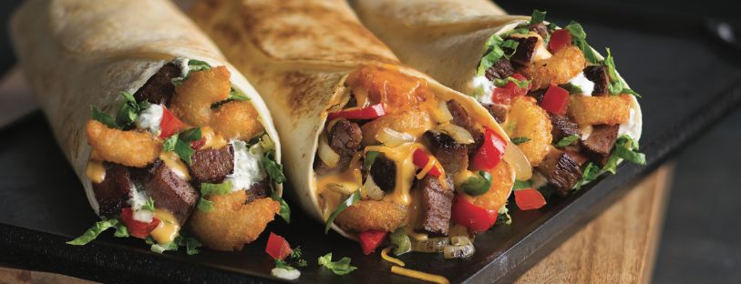 Taco John's Adds Three Sirloin Steak Burritos to Signature Menu