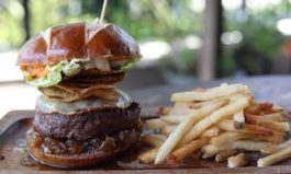 """Teak Neighborhood Grill Chosen By The Travel Channel As """"World-Class Burger"""" For Florida In """"50 States Of Burgers"""""""