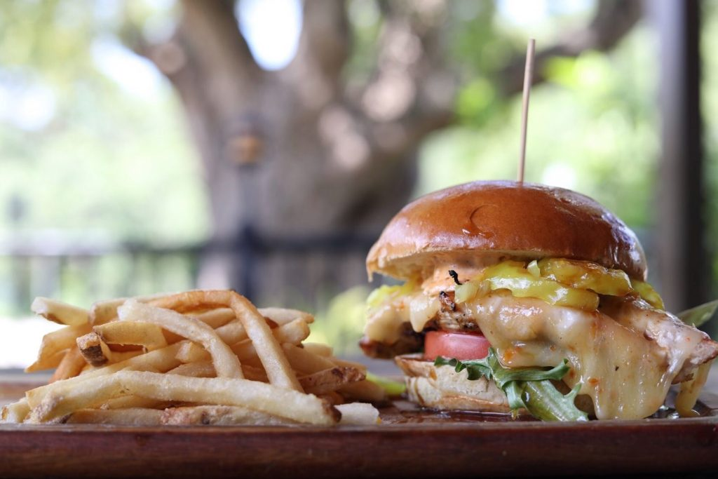 "Teak Neighborhood Grill Chosen By The Travel Channel As ""World-Class Burger"" For Florida In ""50 States Of Burgers"""
