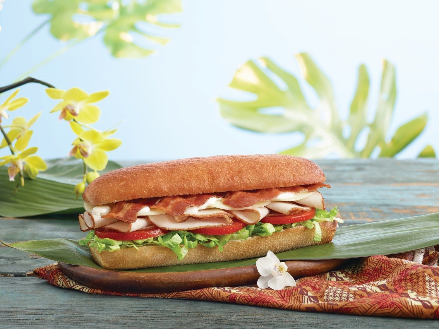 A New Bread Is Rising: King's Hawaiian Freshly Baked Bread Only at Subway Hits Market Test; Iconic Brands Partner in an Exclusive Innovation