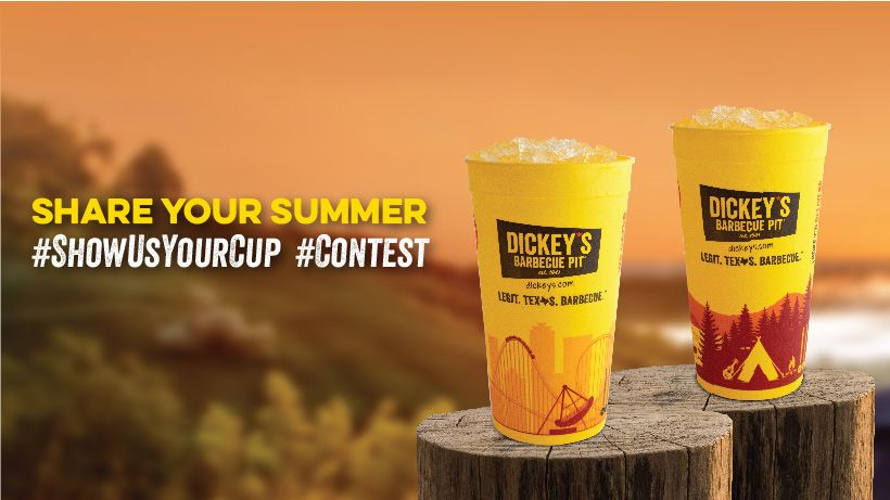Dickey's Gives Away Free Barbecue and More All Summer