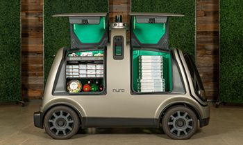 Domino's and Nuro Partner to Bring Autonomous Pizza Delivery to Houston