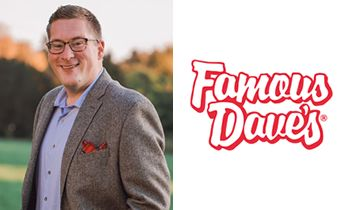 Famous Dave's Announces KC Glaser as Director of Marketing