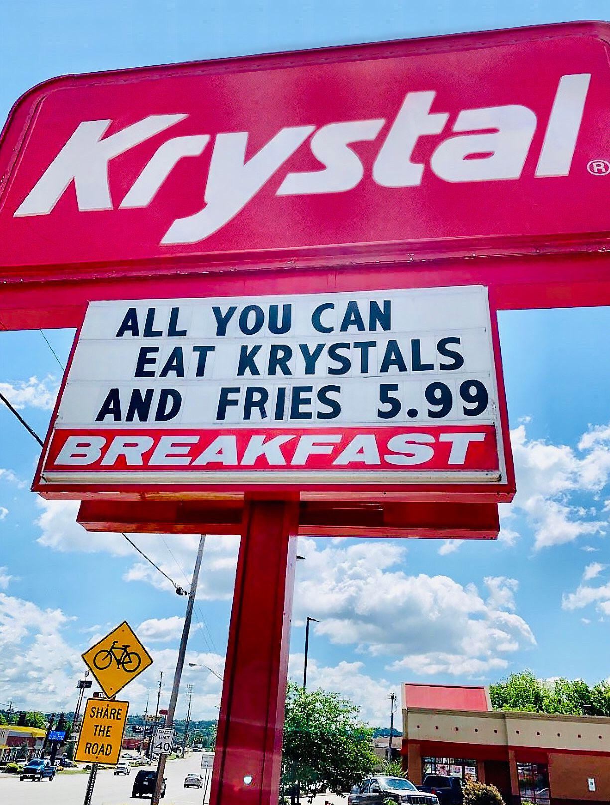 Krystal launches All-You-Can-Eat Krystals and Fries for $5.99