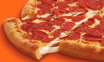 Little Caesars Stuffed Crust Pizza Back by Popular Demand