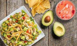 Miguel's Jr. Introduces Fresh Avocado Taco Salad to Everyday Menu with Housemade Strawberry Lemonade Summer Special