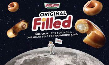 One Giant Leap for Doughnut-Kind!