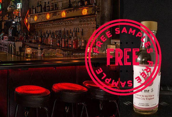 Arkay Beverages Is Giving Away 5 Million Zero Proof Miniature Liquor Bottles