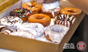 Factory Donuts Celebrates Grand Opening in Media, PA on July 25th