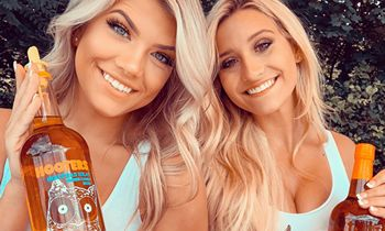 """Hooters Introduces """"Hooters Spirits"""" Line of New Premium Spirits"""