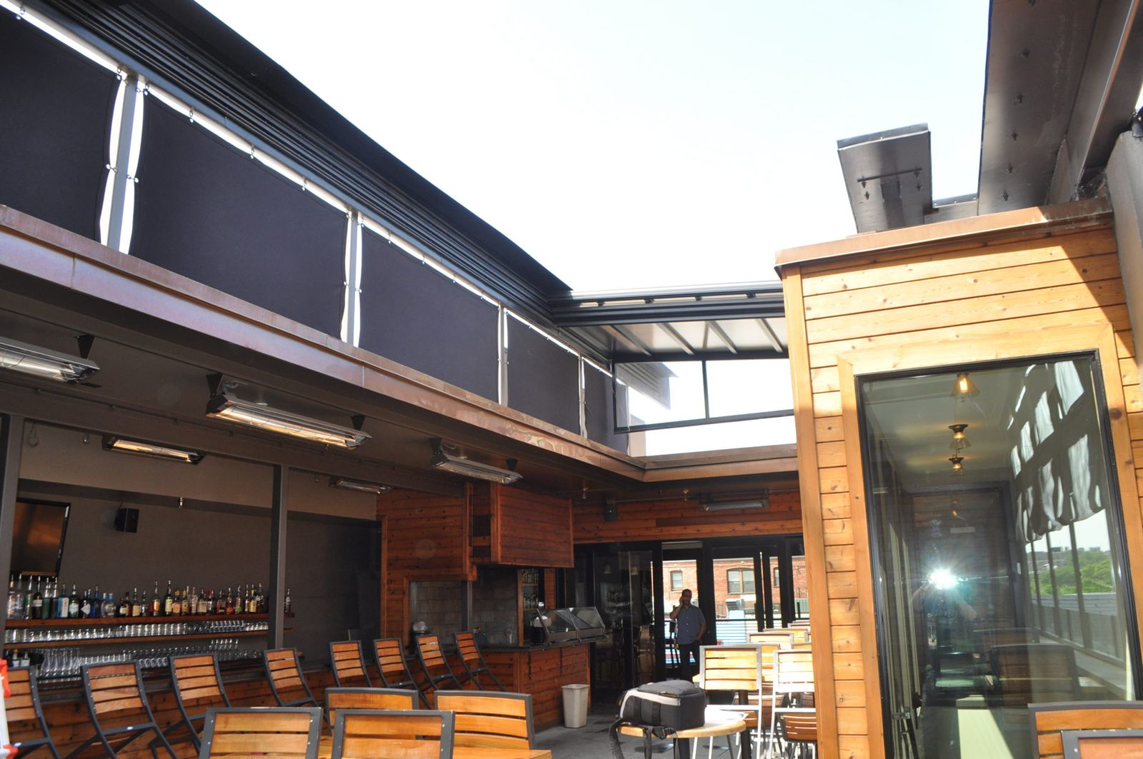 Roll-A-Cover's Retractable Roofs Featured on Thrillist Washington, D.C.