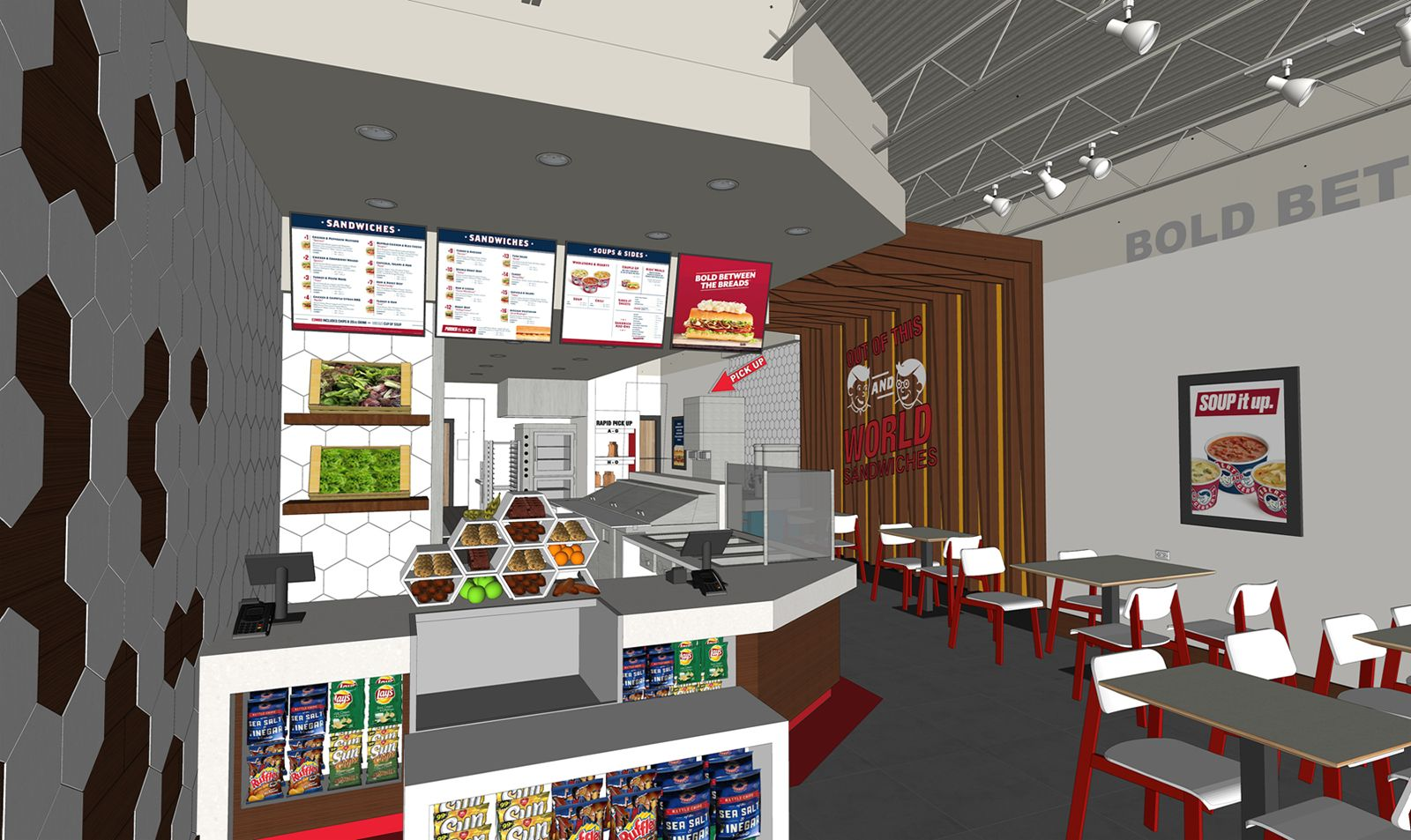 New Look/Growth Afoot at Erbert & Gerbert's Sandwich Shops