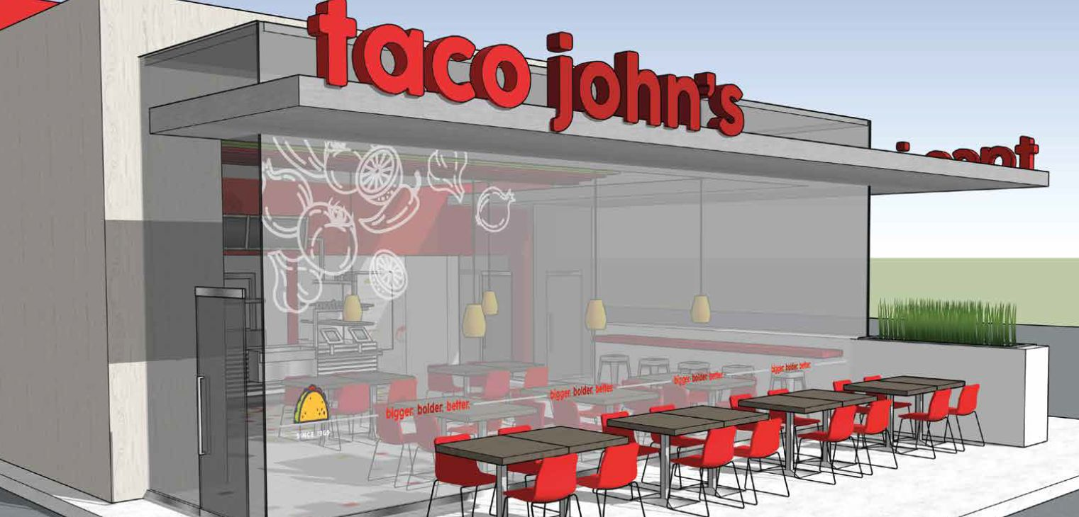 Taco John's Marks 50 Years of bigger. bolder. better. Flavors with Epic Golden Anniversary Celebration
