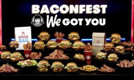 Wendy's Makes Summer Sizzle With Launch Of Baconfest