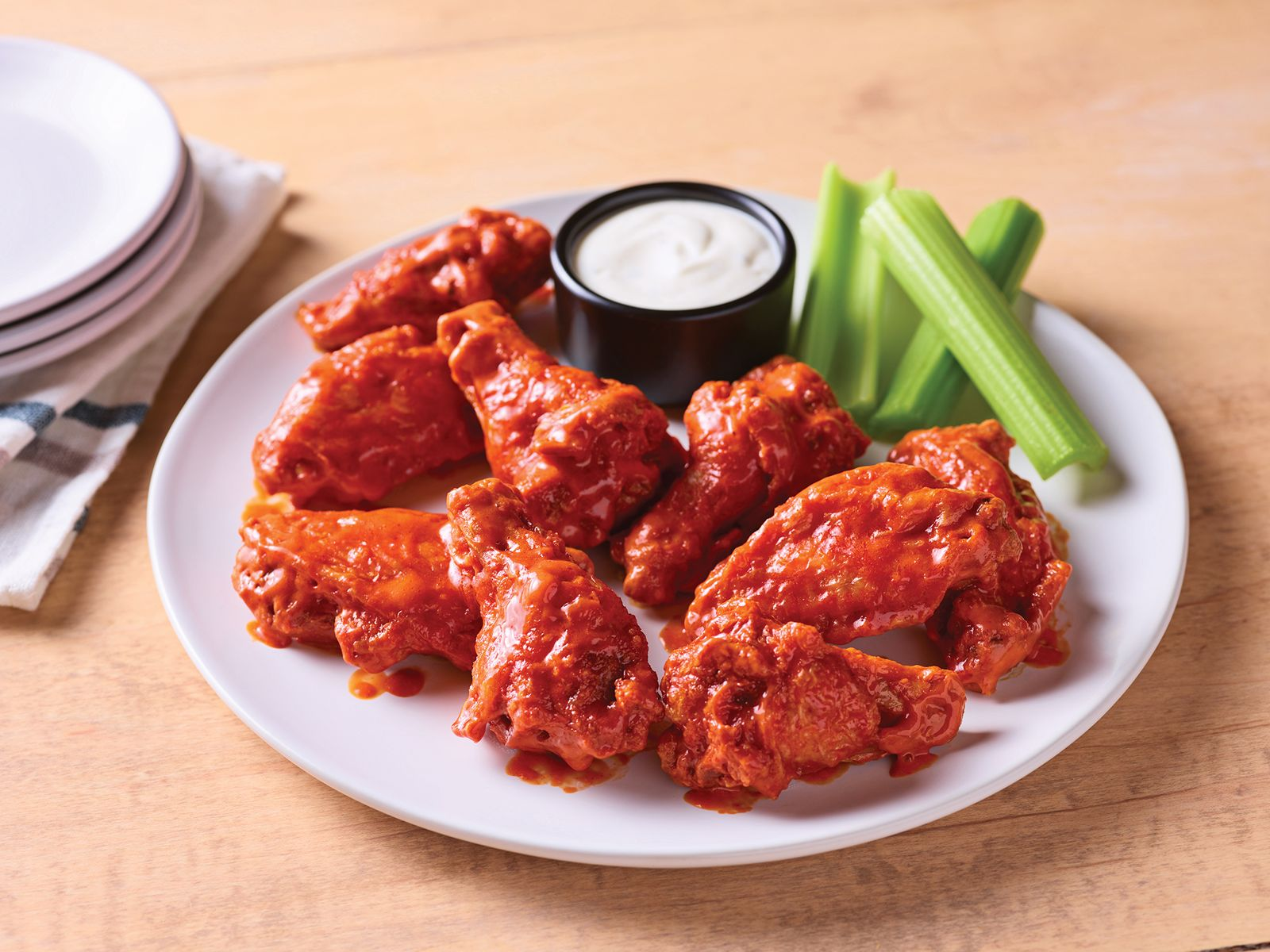 All You Can Eat Wings - Bone-In and Boneless - Are Back at Select Texas Applebee's!